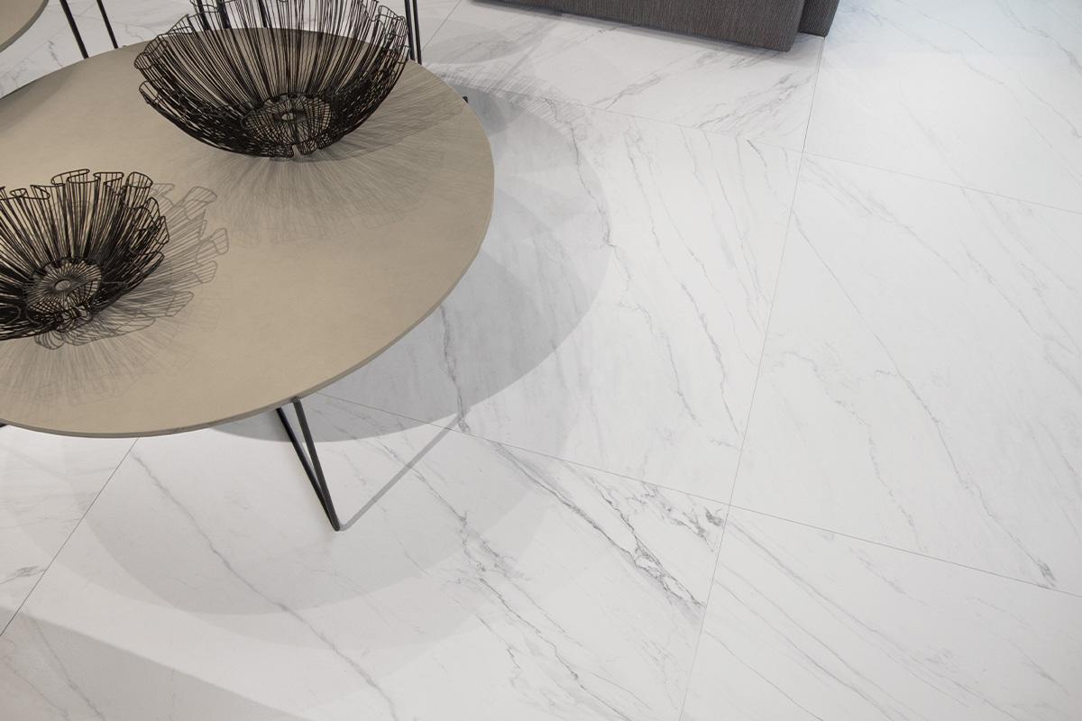 350 Marble Look Porcelain Tile & Slab available at Ruben Sorhegui Tile Distributors Southwest Florida's largest tile, stone and mosaics distributor