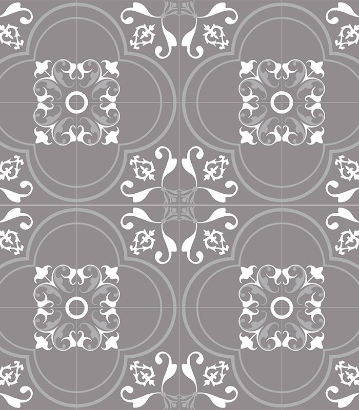558 Porcelain Cement Look Tile