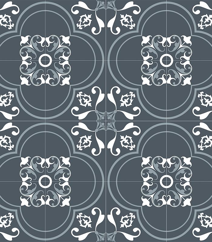 560 Porcelain Cement Look Tile