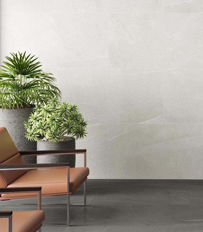 603 White Porcelain Tile