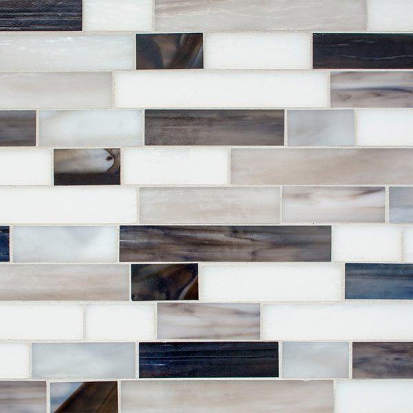 Devotion Random Linear Pattern Glass Tile