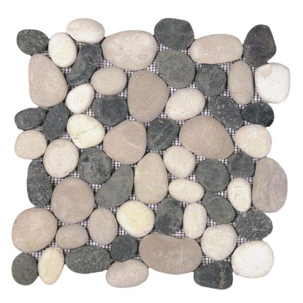 Pebble Stone Mosaics from Bati Orient | Ruben Sorhegui Tile