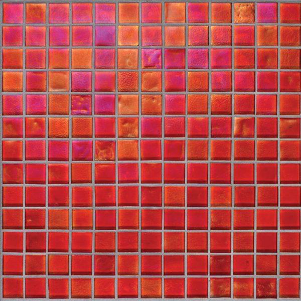 Red Iridescent 077