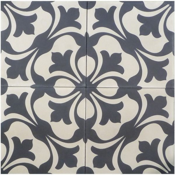 Abigale Cement Tile by Lili