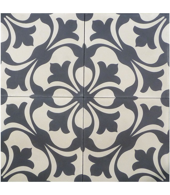 Abigale Cement Tile by Lili