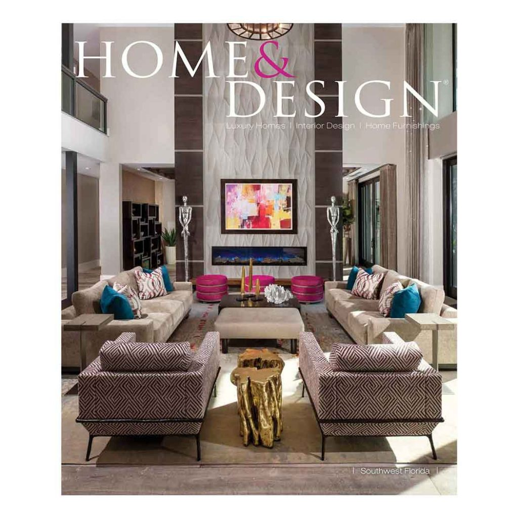 Elegant Evolution by Home & Design Magazine