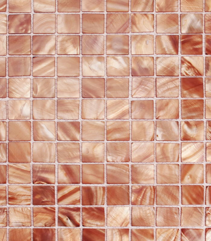 Copper Mother of Pearl