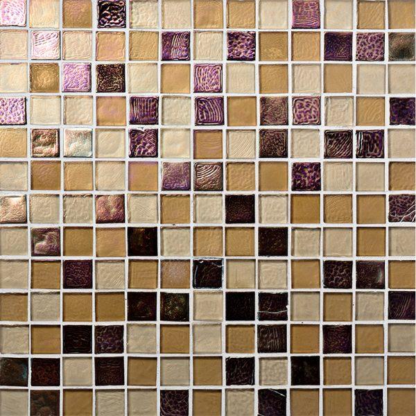 Copper Tone Mosaic Blend
