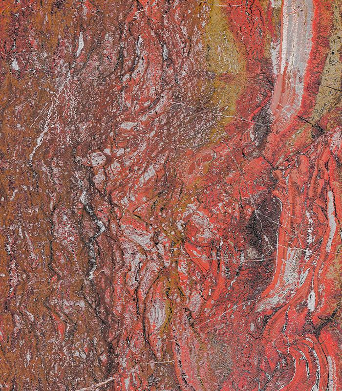 Gem Glass Crimson Slab from Sicis Electric Marble Collection available at Ruben Sorhegui Tile Distributors Southwest Florida's largest tile, stone and mosaics distributor from Sicis Electric Marble Collection available at Ruben Sorhegui Tile Distributors Southwest Florida's largest tile, stone and mosaics distributor