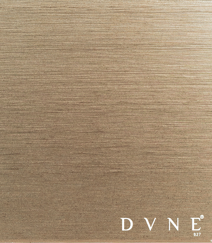 DVNE Aluminum Panels Bronzo available at Ruben Sorhegui Tile Distributors Southwest Florida's largest tile, stone and mosaics distributor