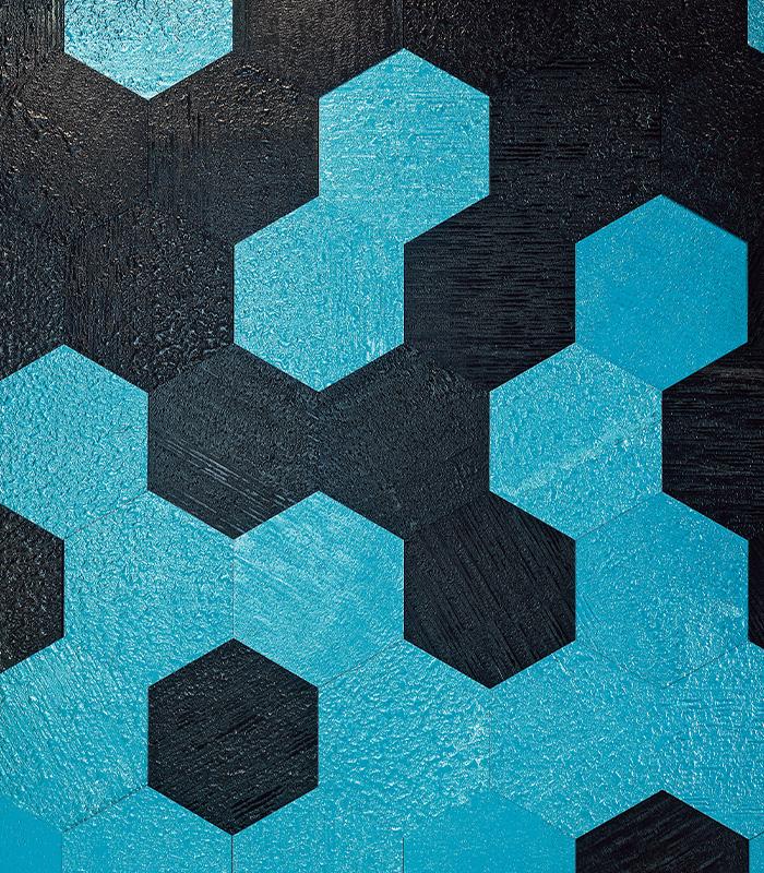 DVNE Aluminum Patterns available at Ruben Sorhegui Tile Distributors Southwest Florida's largest tile, stone and mosaics distributor