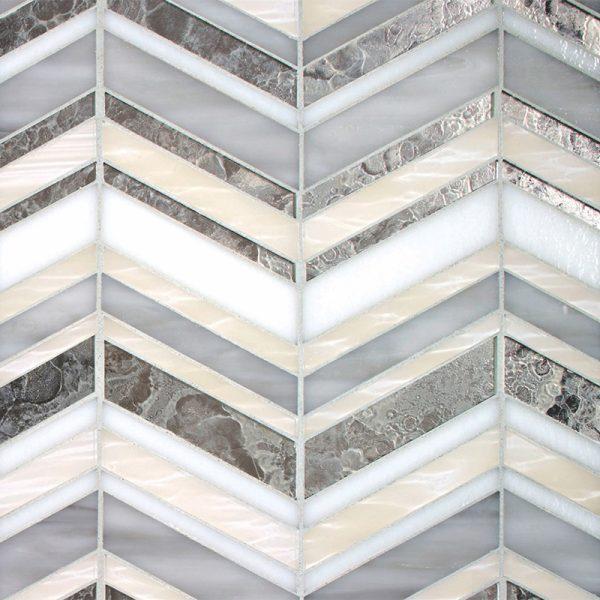 Devotion Echo Pattern Glass Tile