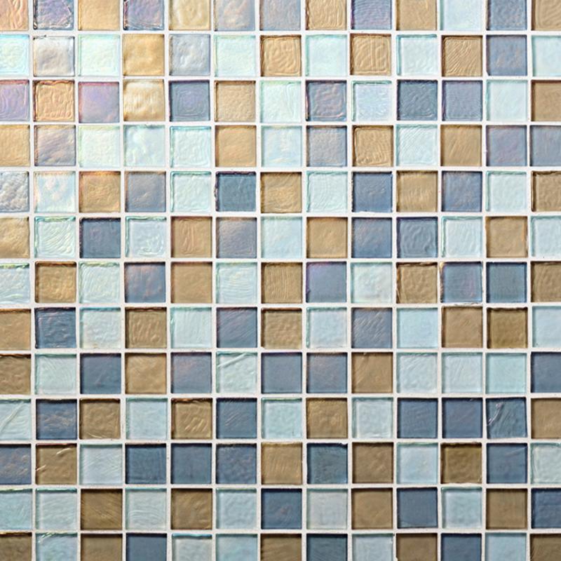 Escape Blend Glass Mosaic