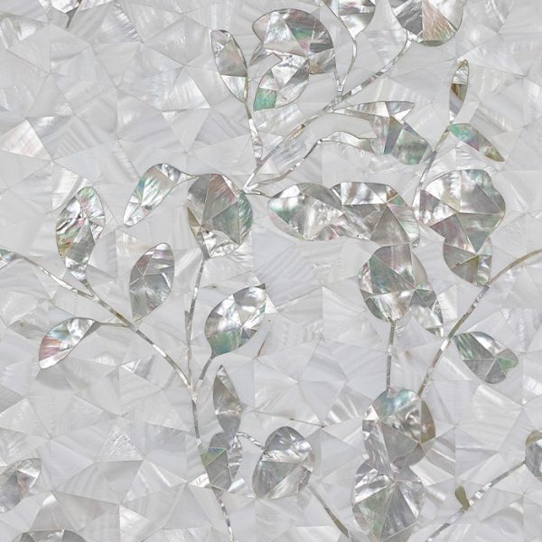Eucalyptus Mother of Pearl Mosaic