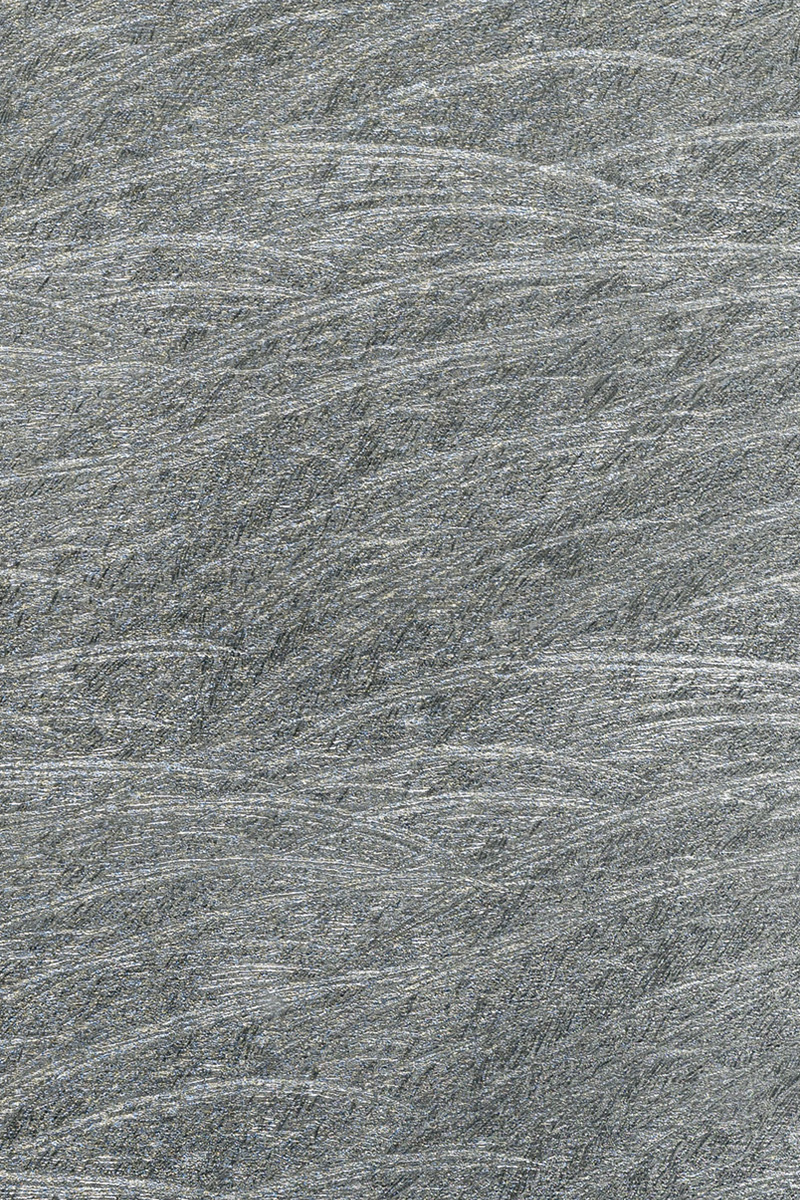 Feather Cromo Glass Slab available at Ruben Sorhegui Tile