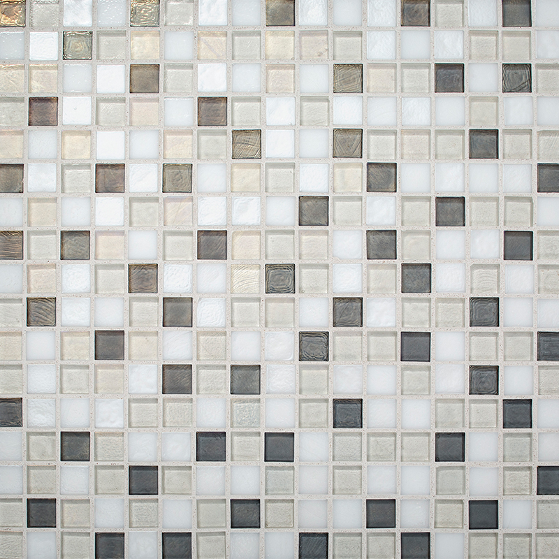 Grotto Blend Glass Mosaic