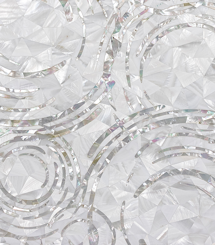Impel Mother of Pearl Mosaic