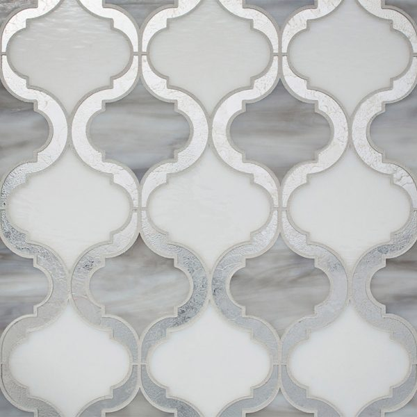 Devotion Jali Pattern Glass Tile