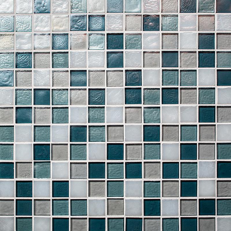 Kalani Blend Glass Mosaic