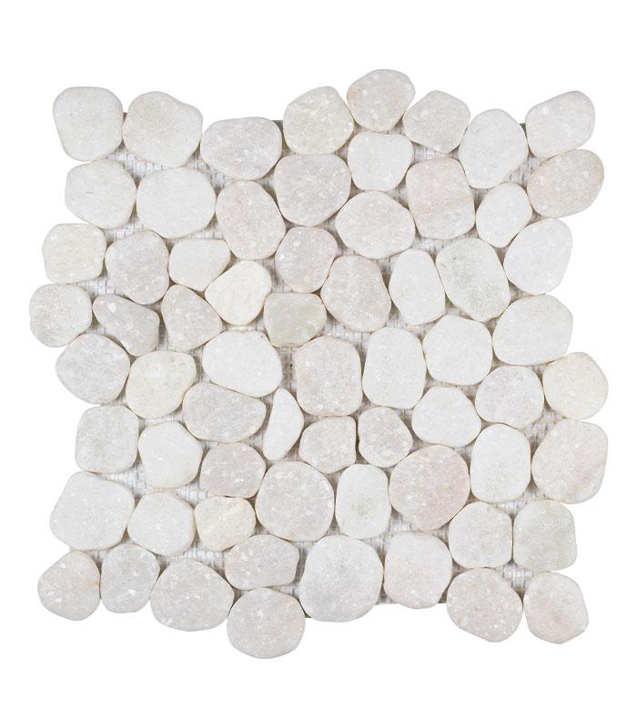 MABL95 Marble Stone Mosaic from Bati Orient | Ruben Sorhegui Tile