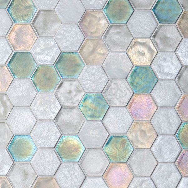 Muse 1 5/8 Hexagon Pattern
