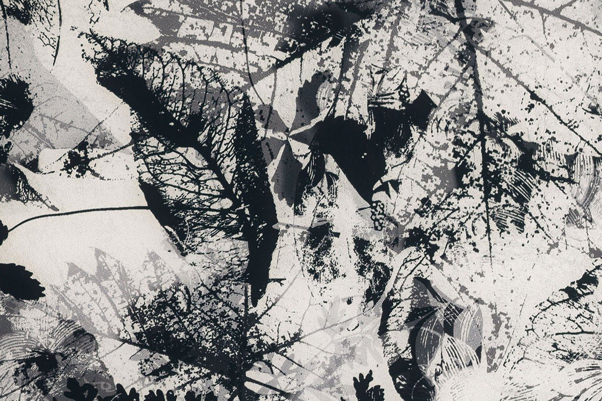Ricordo Black Elephant Panna Glass Slab available at Ruben Sorhegui Tile