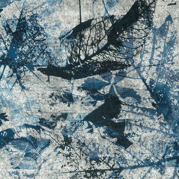 Ricordo Blu Per Grey Glass Slab available at Ruben Sorhegui Tile