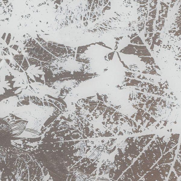Ricordo White Elephant Panna Glass Slab available at Ruben Sorhegui Tile