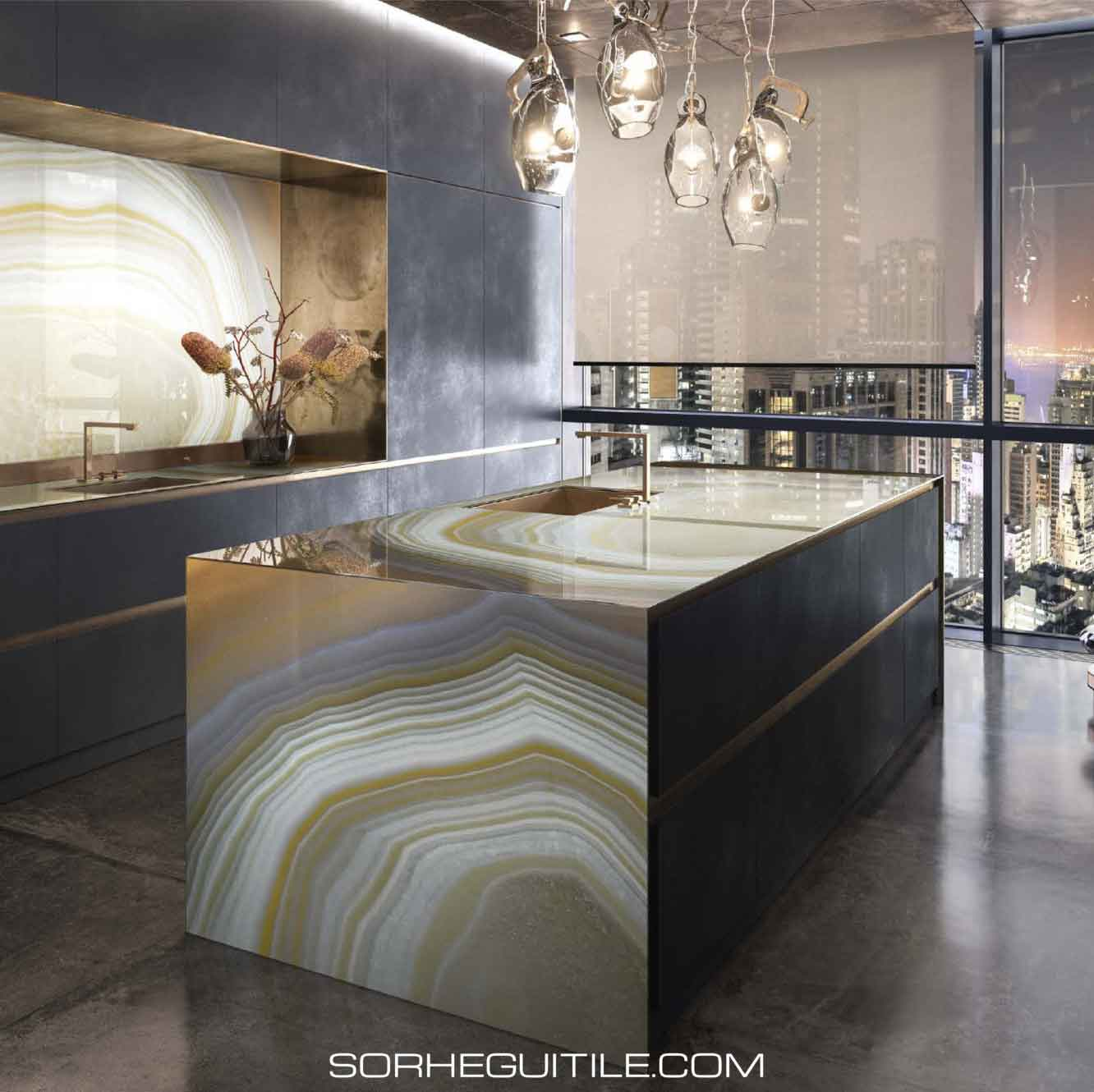 Sicis Vetrite Gem Glass Collection available at Ruben Sorhegui Tile Distributors Southwest Florida's premier tile, stone and mixed mosaics distributor and tile showroom