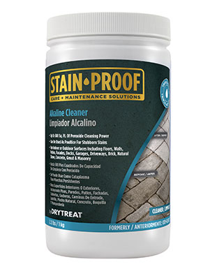 Stain Proof Alkaline Cleaner | Product Maintenance Ruben Sorhegui Tile Distributors