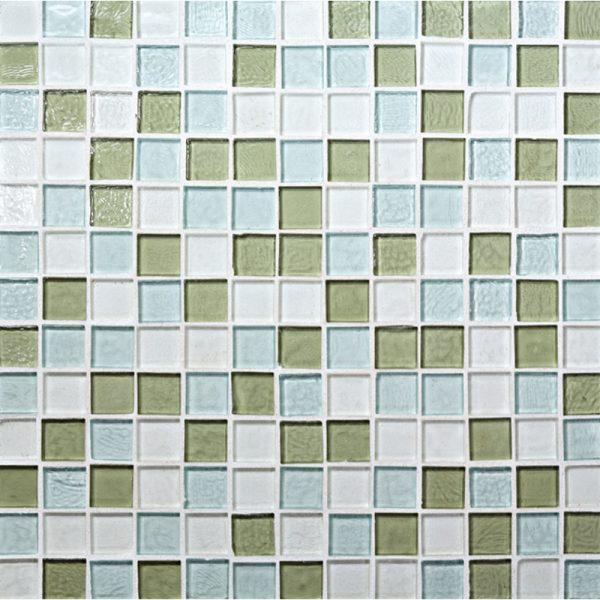 Summer Isle Blend Glass Mosaic