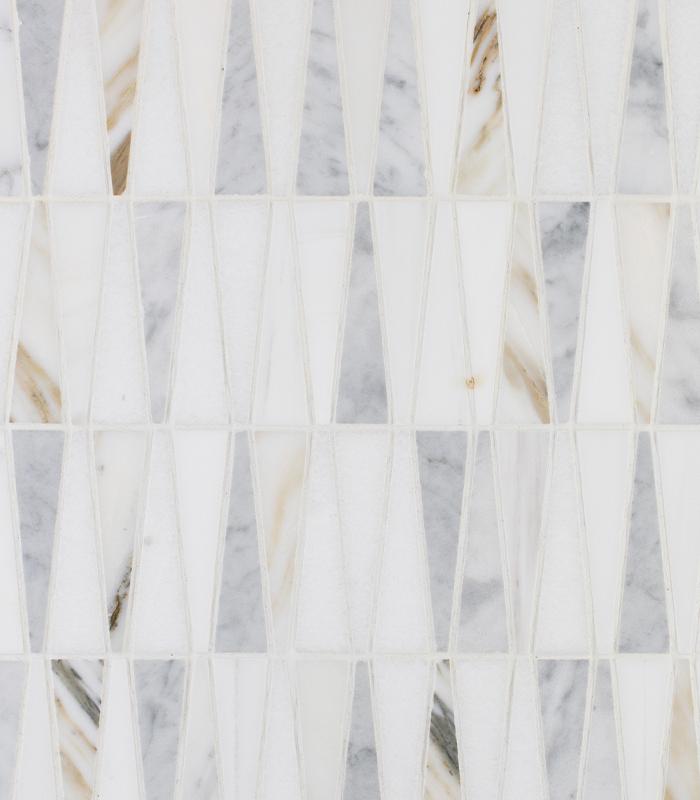 Surfside Natural Stone Mosaic