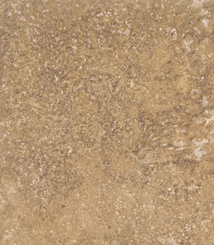 Travertino Noce by Petra Antiqua from Ruben Sorhegui Tile Distributors Southwest Florida's largest tile, stone and mosaics distributor