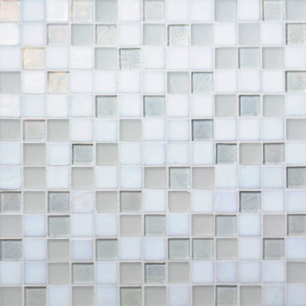 Veil Blend Glass Mosaic