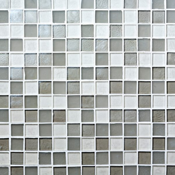 Whisper Blend Glass Mosaic