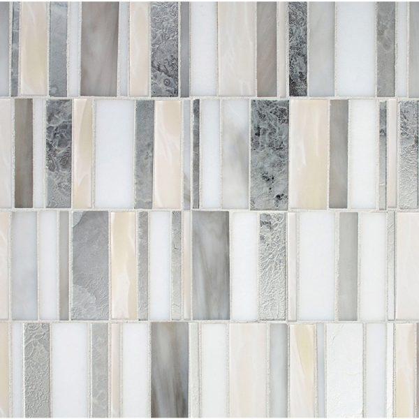 Devotion Zest Pattern Glass Tile